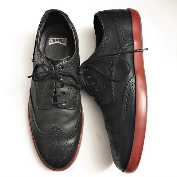 Poshmark Trim Wingtip Jim Red Sole Sneaker Camper schoenen Laceup xqSn8Y